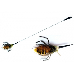 Wasp Bug ScrewOn -Fits Bug Hunter or Peekee Wands