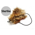 Purrs Wild Hare Mouse Attachment - Silvervine - Fits PurrSuit, Frenzy & DaBird Rods