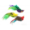 Purrs Parakeet Bird Attachment - Fits PurrSuit, Frenzy & DaBird wands