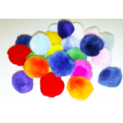 PurrWhiffeez VALERIAN POMPOMS CAT TOY - 6 IN SET