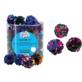 Crinkle Mylar Balls - set of 3