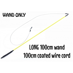 Rodent Racer LONG Interchangable Wire Cord Toy 100cm - WAND ONLY