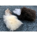 Purrs Sally Sheepie Stinky Puff - Valerian Standalone Cat Toy