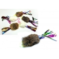 Purrs Furry Rustler ClipOn Prey - Fits PurrSuit, Frenzy & DaBird Rods