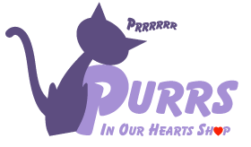 Purrs In Our Hearts Cat Toy Shop