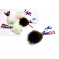 Purrs Woolly Rustler ClipOn Prey - Fits PurrSuit, Frenzy & DaBird Rods