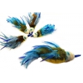 Purrs Bluetit Bird Attachment - Fits PurrSuit, Frenzy & DaBird Rods