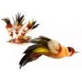 Purrs Goldfinch Bird ClipOn - Fits PurrSuit, Frenzy & DaBird wands