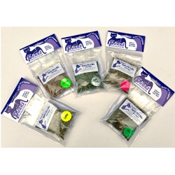 Purrs Pic-n-Mix Herb Baggie - Choose a Herb flavour Powermix, Silvervine, Catnip, Mint or Valerian