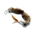 Purrs Wild Hare SquidlyDidly Attachment - Fits PurrSuit, Frenzy & DaBird Rods